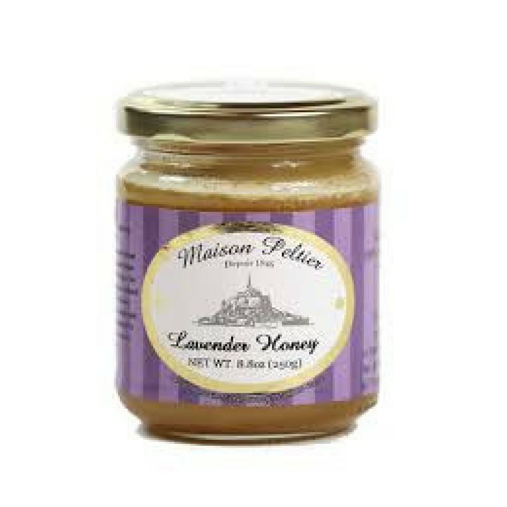 (6 PACK) Maison Peltier French Raw Lavender Honey 250g-Maison Peltier-Le Tablier Bleu | Online French Supermaket