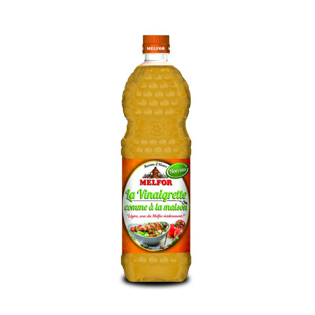Melfor Vinaigrette 16.9 fl. oz. (499ml)-Melfor-Le Tablier Bleu | Online French Supermaket
