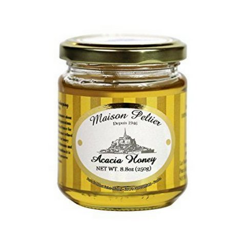 Maison Peltier French Acacia Honey 8.8 oz-Maison Peltier-Le Tablier Bleu | Online French Supermaket