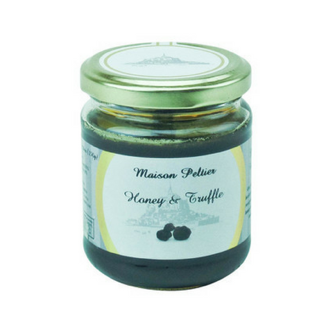 Maison Peltier French Truffle Honey 8.8 oz-Maison Peltier-Le Tablier Bleu | Online French Supermaket