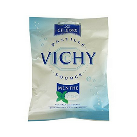 Vichy Pastilles French Mints 4.4 oz. (125 g)-Vichy-Le Tablier Bleu | Online French Supermaket