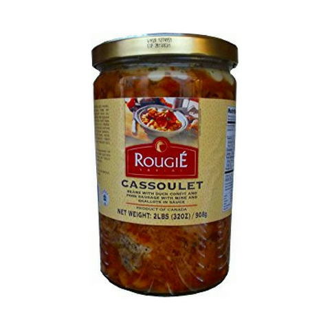 French Style Cassoulet with Duck Confit by Rougie 30 oz Best Price-Rougie-Le Tablier Bleu | Online French Supermaket