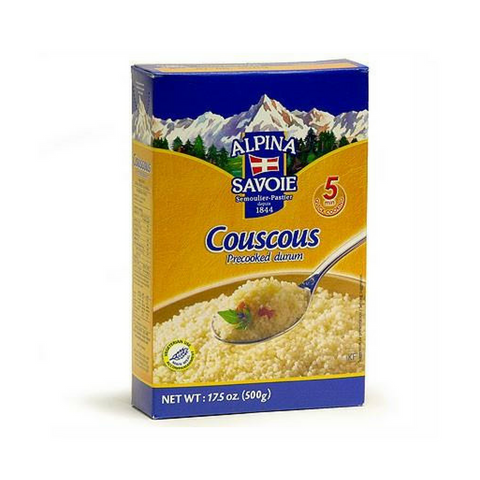 Alpina Savoie · Couscous · 500g (17.6 oz)-COOKING & BAKING-Rivoire & Carret-Le Tablier Bleu | Online French Supermaket