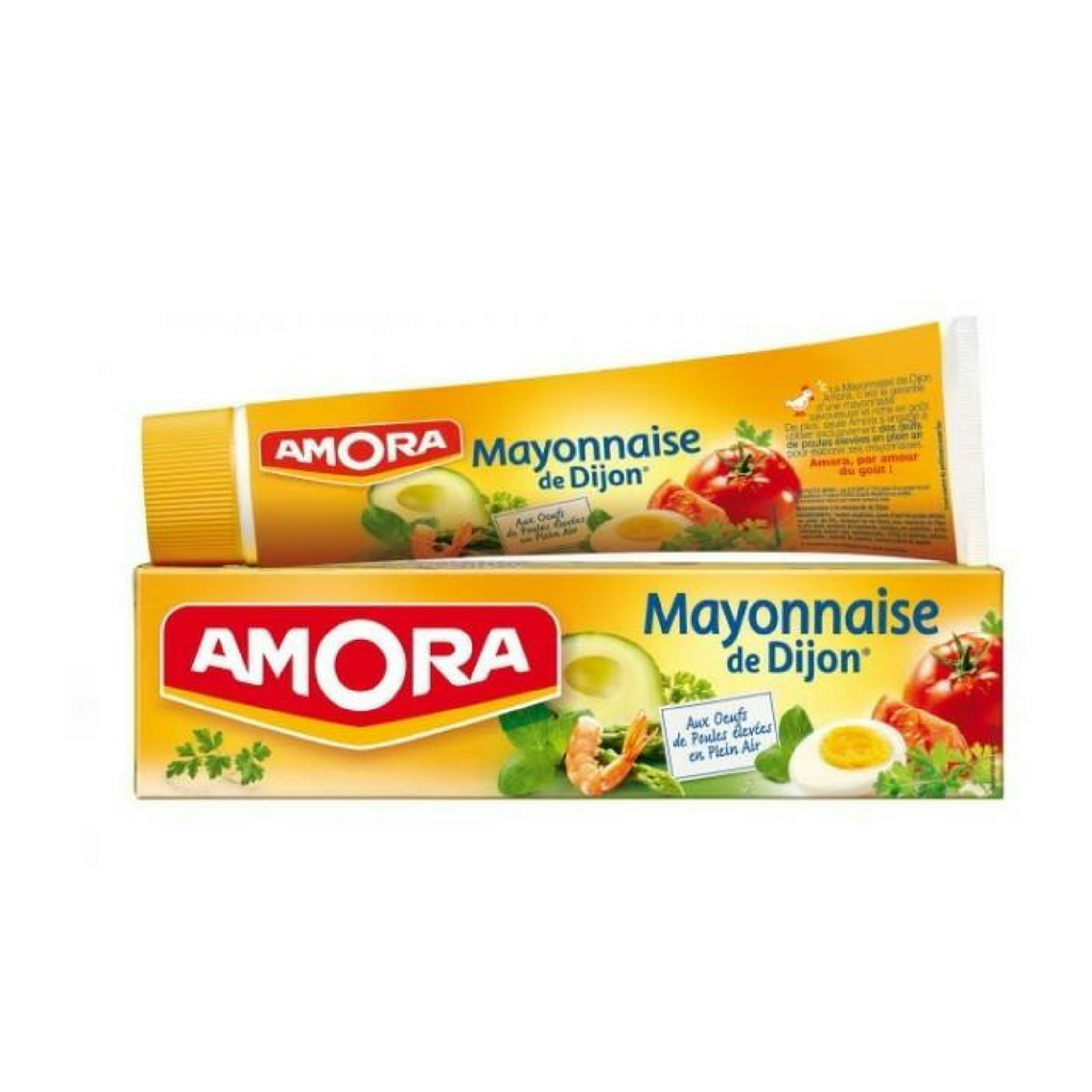 Amora · Mayonnaise, tube · 175g (6.2 oz)-FRENCH ÉPICERIE-Amora-Le Tablier Bleu | Online French Supermaket