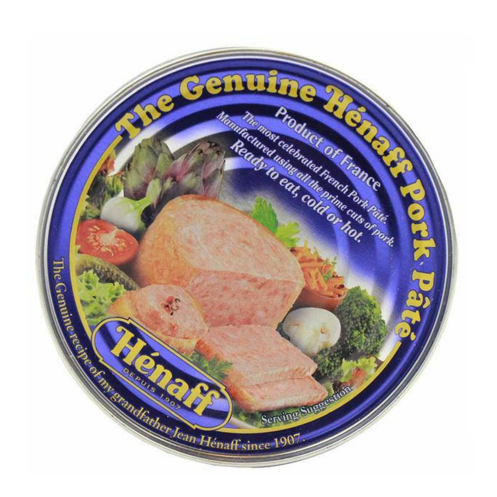 Authentic French Pork Pate by Henaff 5.4 oz-Henaff-Le Tablier Bleu | Online French Supermaket