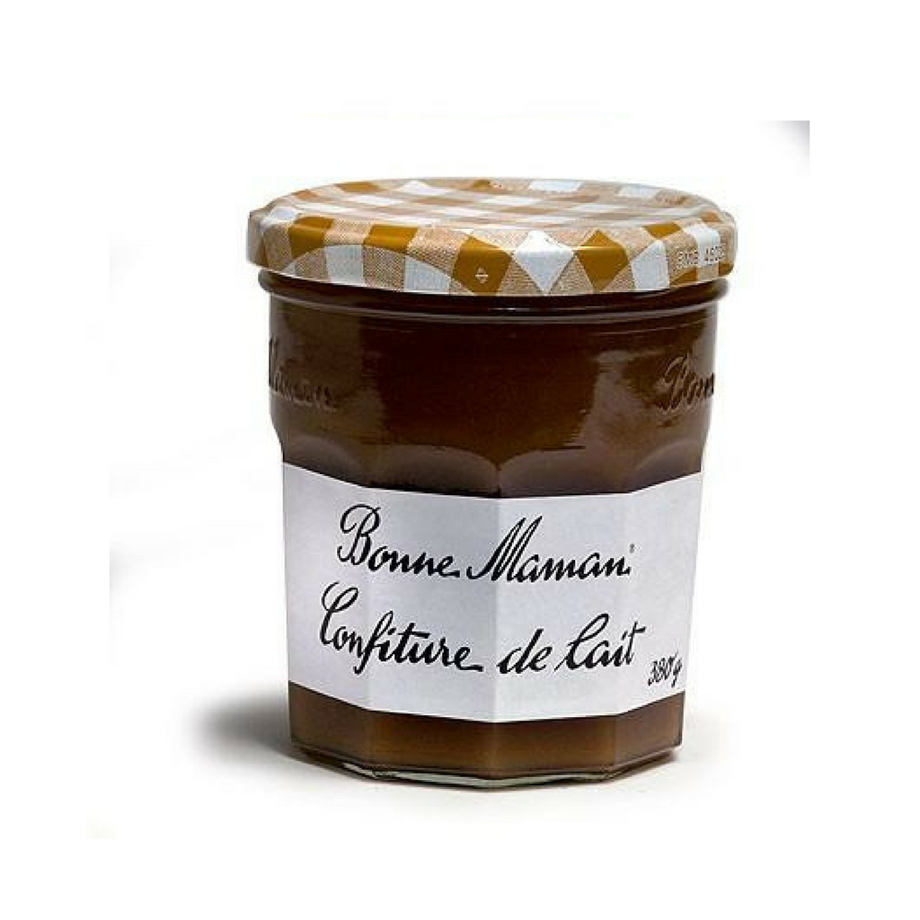Bonne Maman Confiture de Lait - Caramel Spread Milk Jam - 13 oz.-FRENCH ÉPICERIE-Bonne Maman-Le Tablier Bleu | Online French Supermaket