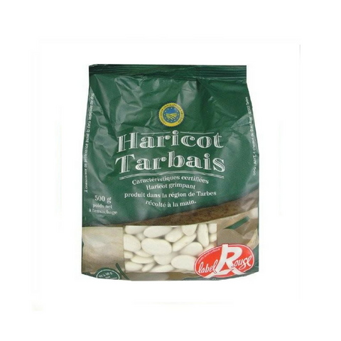 Coopérative Pyrénéenne · Haricots Tarbais beans, dry-COOKING & BAKING-Cooperative Pyreneenne-Le Tablier Bleu | Online French Supermaket