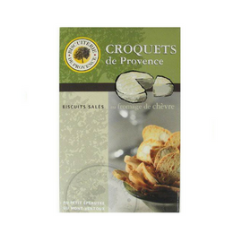 Croquets with Goat Cheese - Biscuiterie de Provence-FRENCH ÉPICERIE-Biscuiterie de Provence-Le Tablier Bleu | Online French Supermaket