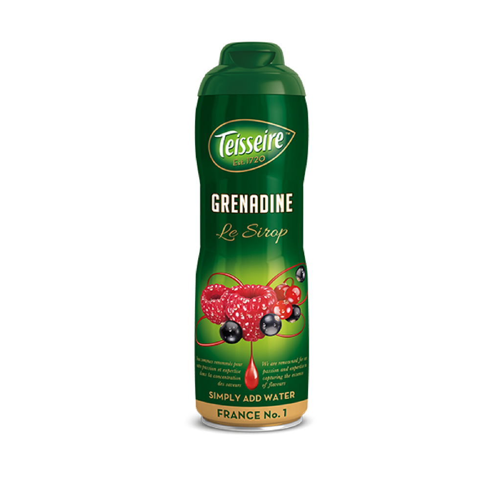 Teisseire · Grenadine syrup · 60cl (20.3 fl oz)-BEVERAGES-Teisseire-Le Tablier Bleu | Online French Supermaket