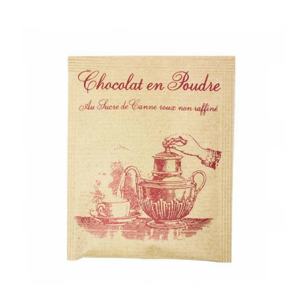 French Chocolate Hot Powder by A l'Ancienne 0.7 oz-A l'Ancienne-Le Tablier Bleu | Online French Supermaket