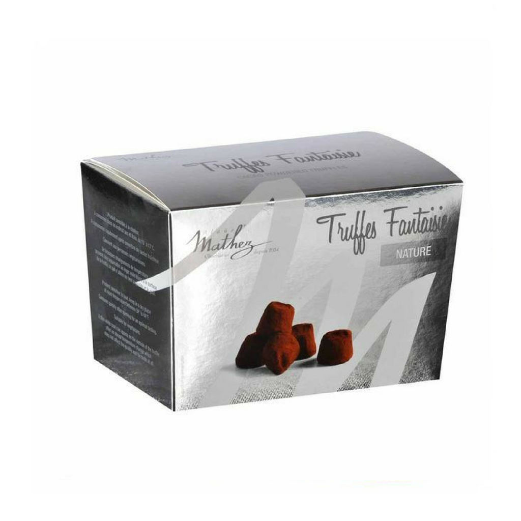 French Chocolate Truffle by Mathez 8.8 oz-Mathez-Le Tablier Bleu | Online French Supermaket