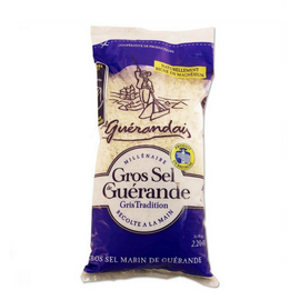 Le Guérandais · Atlantic Grey Coarse Sea Salt from Guerande - 2.2Lbs-COOKING & BAKING-Le Guerandais-Le Tablier Bleu | Online French Supermaket