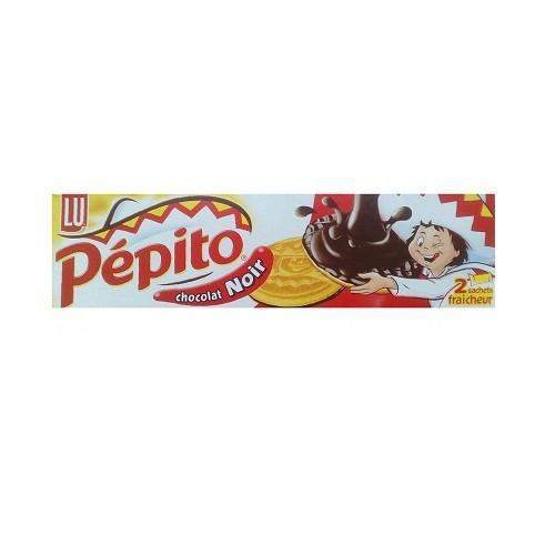 Lu · Pépito, dark chocolate · 200g (7 oz)-DESSERTS & SWEETS-Lu-Le Tablier Bleu | Online French Supermaket