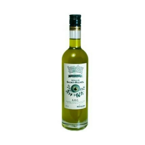 Moulin St Michel · Vallée des Baux extra virgin olive oil AOC · 25cl (8.45 fl oz)-FRENCH ÉPICERIE-Moulin St Michel-Le Tablier Bleu | Online French Supermaket