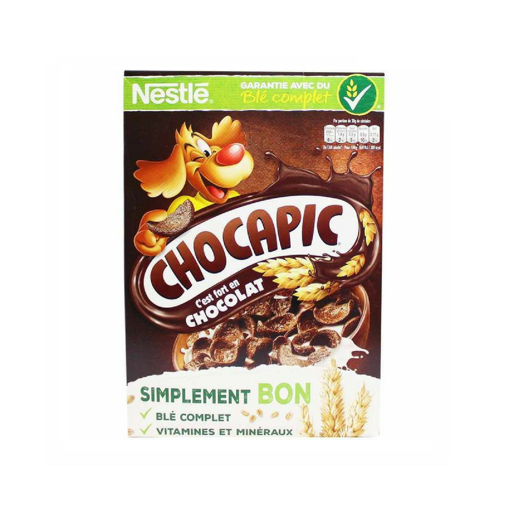 Nestle French Chocapic Chocolate Cereal 15.1 oz. (430g)-Nestle-Le Tablier Bleu | Online French Supermaket