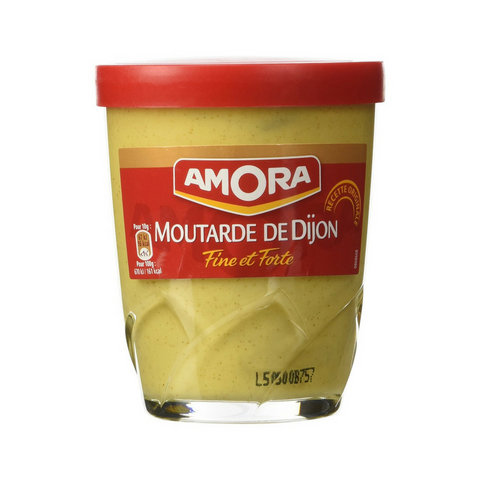 Amora Small French Dijon Mustard 5.3 oz-Amora-Le Tablier Bleu | Online French Supermaket