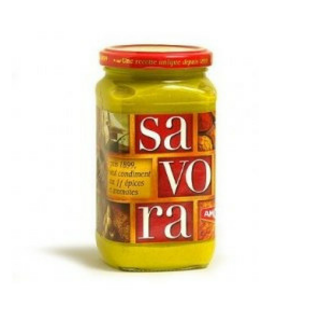 Amora · Savora condiment · 385g (13.6 oz)-FRENCH ÉPICERIE-Amora-Le Tablier Bleu | Online French Supermaket