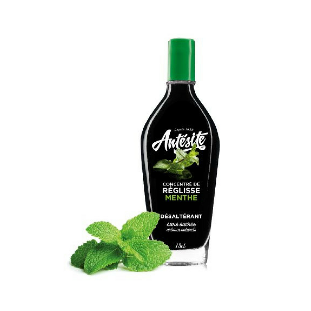 Antesite French Mint Drink Mix 4.4 oz-Antesite-Le Tablier Bleu | Online French Supermaket