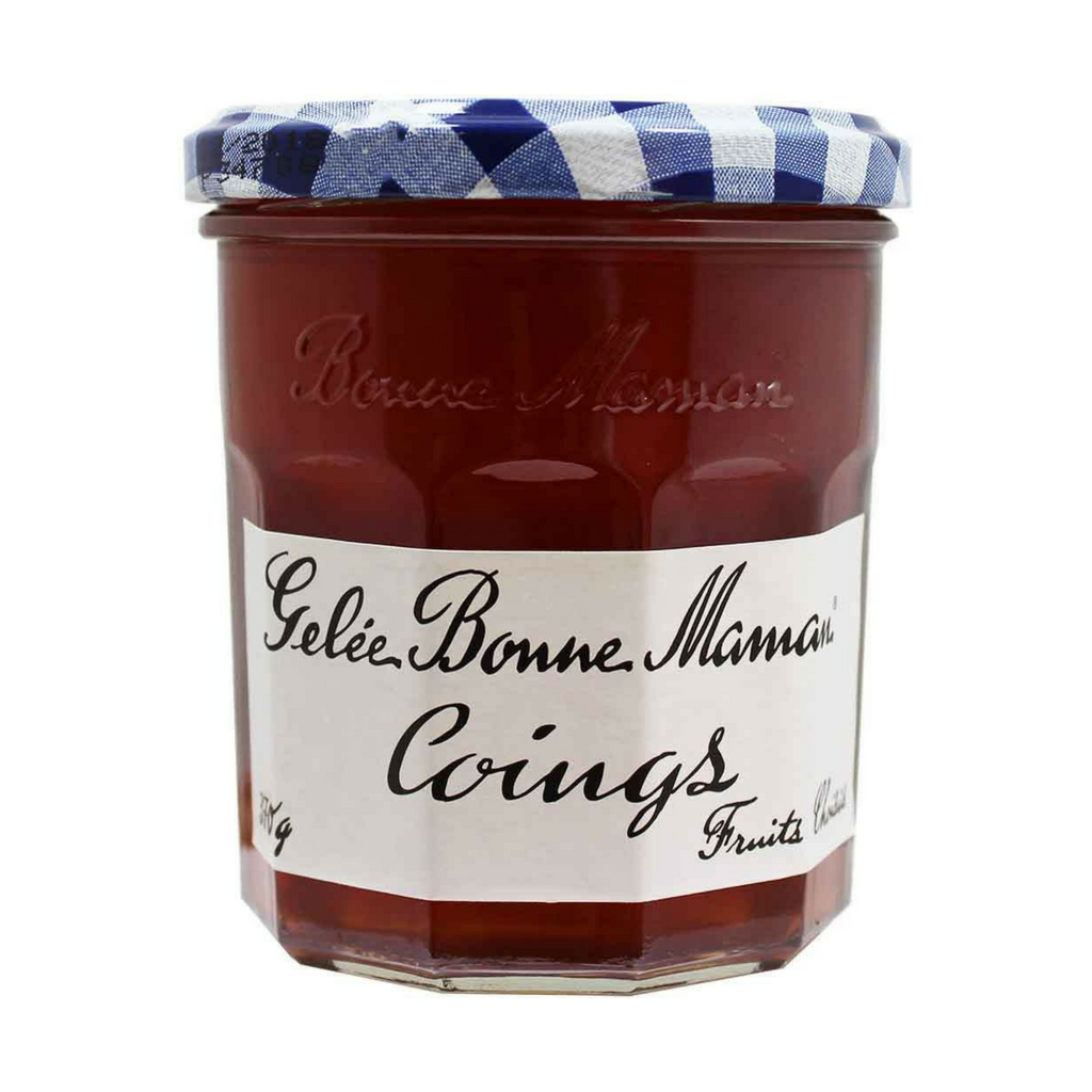 Bonne Maman Coings Quince Jelly 13 oz. (370 g)-Bonne Maman-Le Tablier Bleu | Online French Supermaket