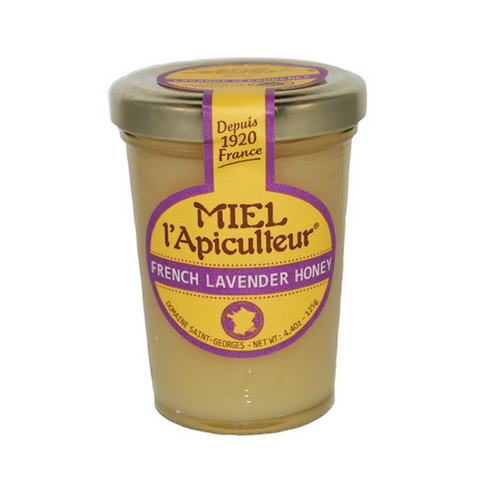 Bernard Michaud Lavender Honey from Provence 4.4 oz. (125g)-Bernard Michaud-Le Tablier Bleu | Online French Supermaket