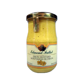 Edmond Fallot French Dijon Mustard 7.4 oz (210g)-Edmond Fallot-Le Tablier Bleu | Online French Supermaket