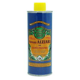 LARGE 1L bottle Nicolas Alziari Extra Virgin Olive Oil 34 Fl.oz (1L)-Nicolas Alziari-Le Tablier Bleu | Online French Supermaket