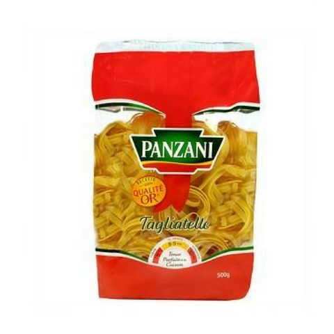 Panzani · Tagliatelle · 500g (17.6 oz)-COOKING & BAKING-Panzani-Le Tablier Bleu | Online French Supermaket