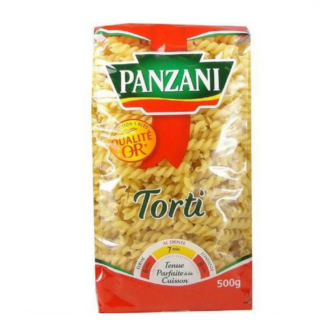 Panzani · Torti · 500g (17.6 oz)-COOKING & BAKING-Panzani-Le Tablier Bleu | Online French Supermaket