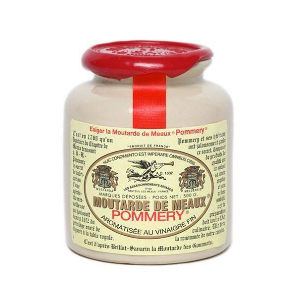 Pommery · Mustard from Meaux · 100g (3.5 oz)-FRENCH ÉPICERIE-Pommery-Le Tablier Bleu | Online French Supermaket