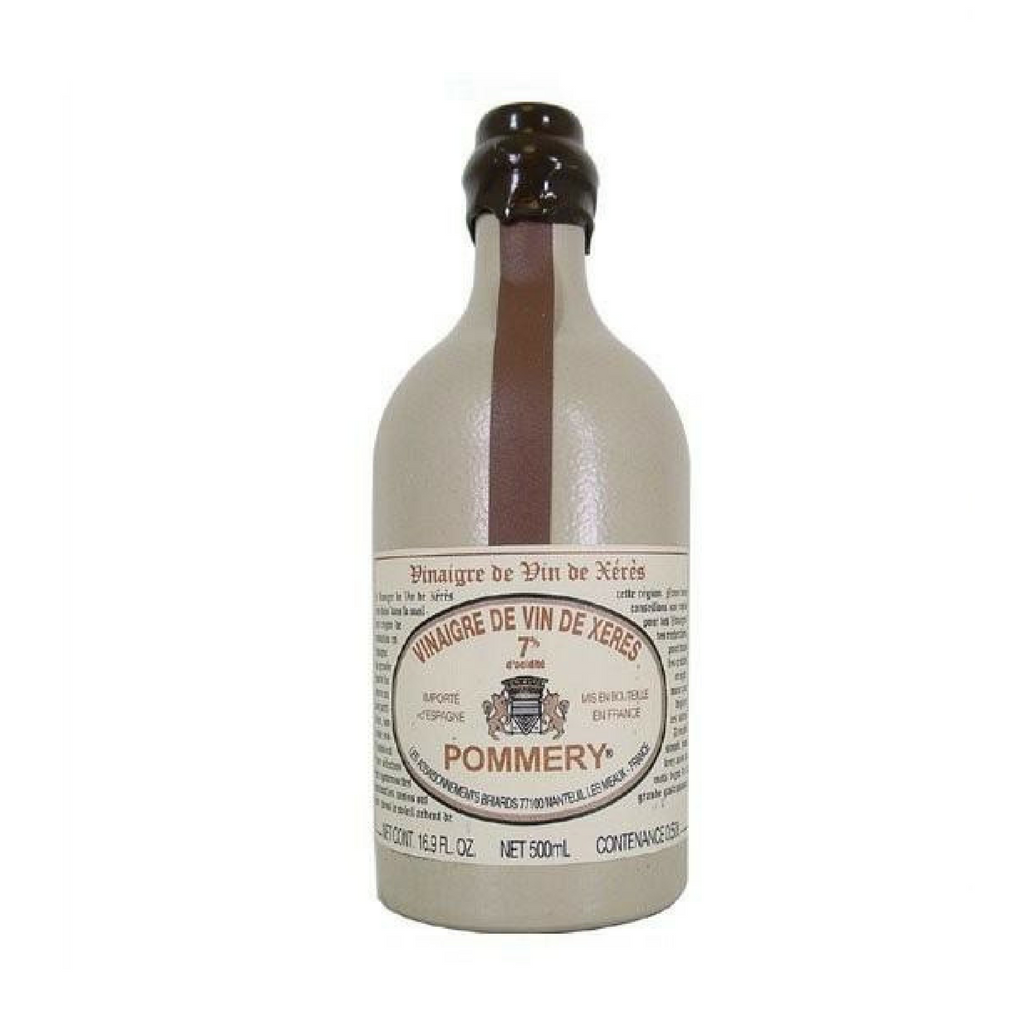 Pommery · Sherry vinegar in crock · 50cl (16.9 fl oz)-FRENCH ÉPICERIE-Pommery-Le Tablier Bleu | Online French Supermaket
