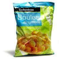 Rochambeau · Cheesy corn puffs · 50g (1.8 oz)-FRENCH ÉPICERIE-Curly-Le Tablier Bleu | Online French Supermaket