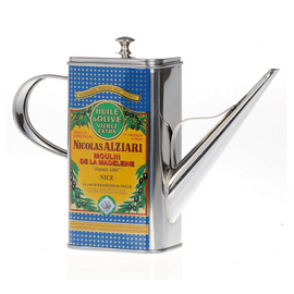 WATERING CAN OLIVE OIL ALZIARI-Nicolas Alziari-Le Tablier Bleu | Online French Supermaket