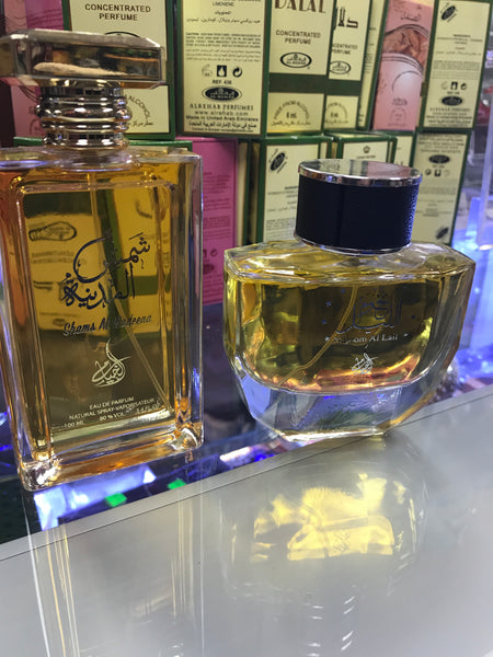 perfumes from Dubai  and France
