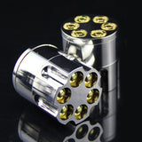 Bullet Shape Metal Herbal Grinder