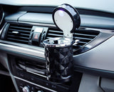 Car Hanging Ashtray With LED Lamp
