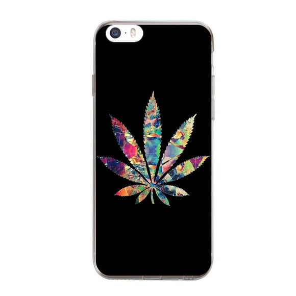 Cannabis Leaves Phone Case