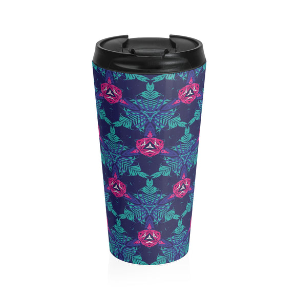 Urb Style Stainless Steel Travel Mug