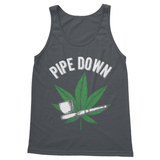 Pipe Down Softstyle Tank Top