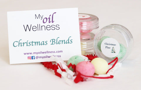 Original Diffuser Bombs - Christmas Blends