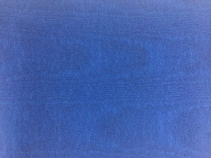 Moire Blue Table Cover