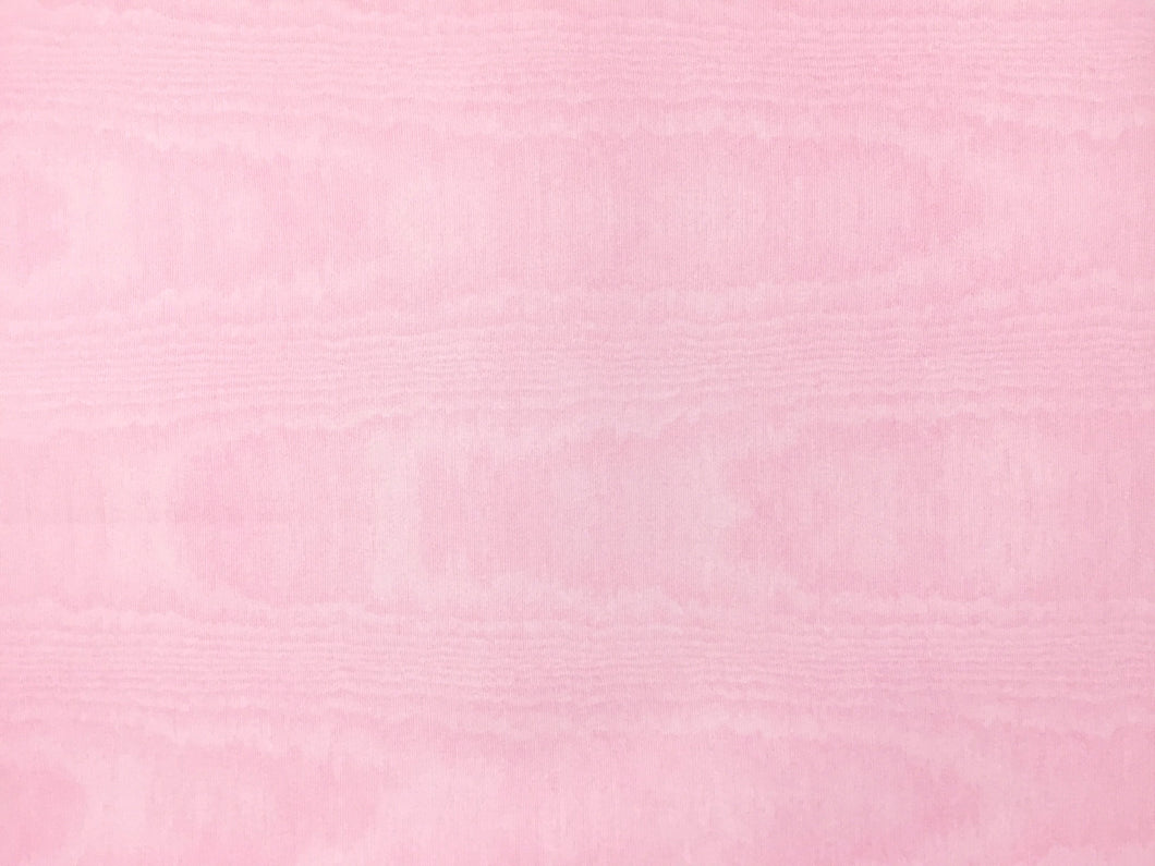 Moire Pink Table Cover