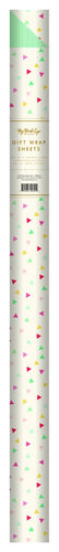 Confetti Wrapping Paper Roll