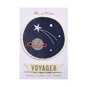 Space voyager patches