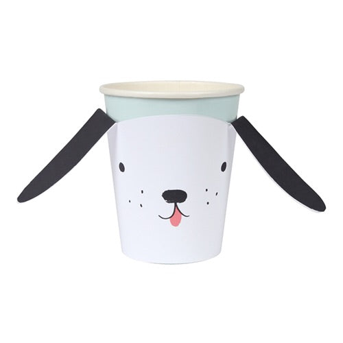 Puppy dog cups