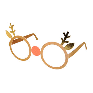 Reindeer glasses set