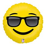 Emoji Balloon - Sunglasses