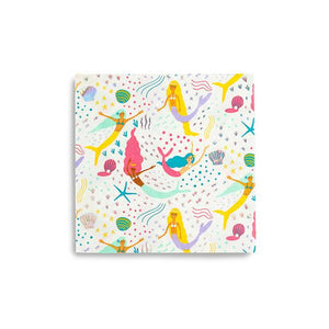 Under the Sea Napkins - Mermaid
