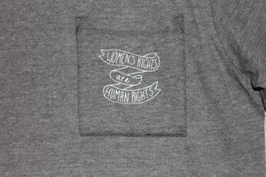 Women's Rights Pocket Tee