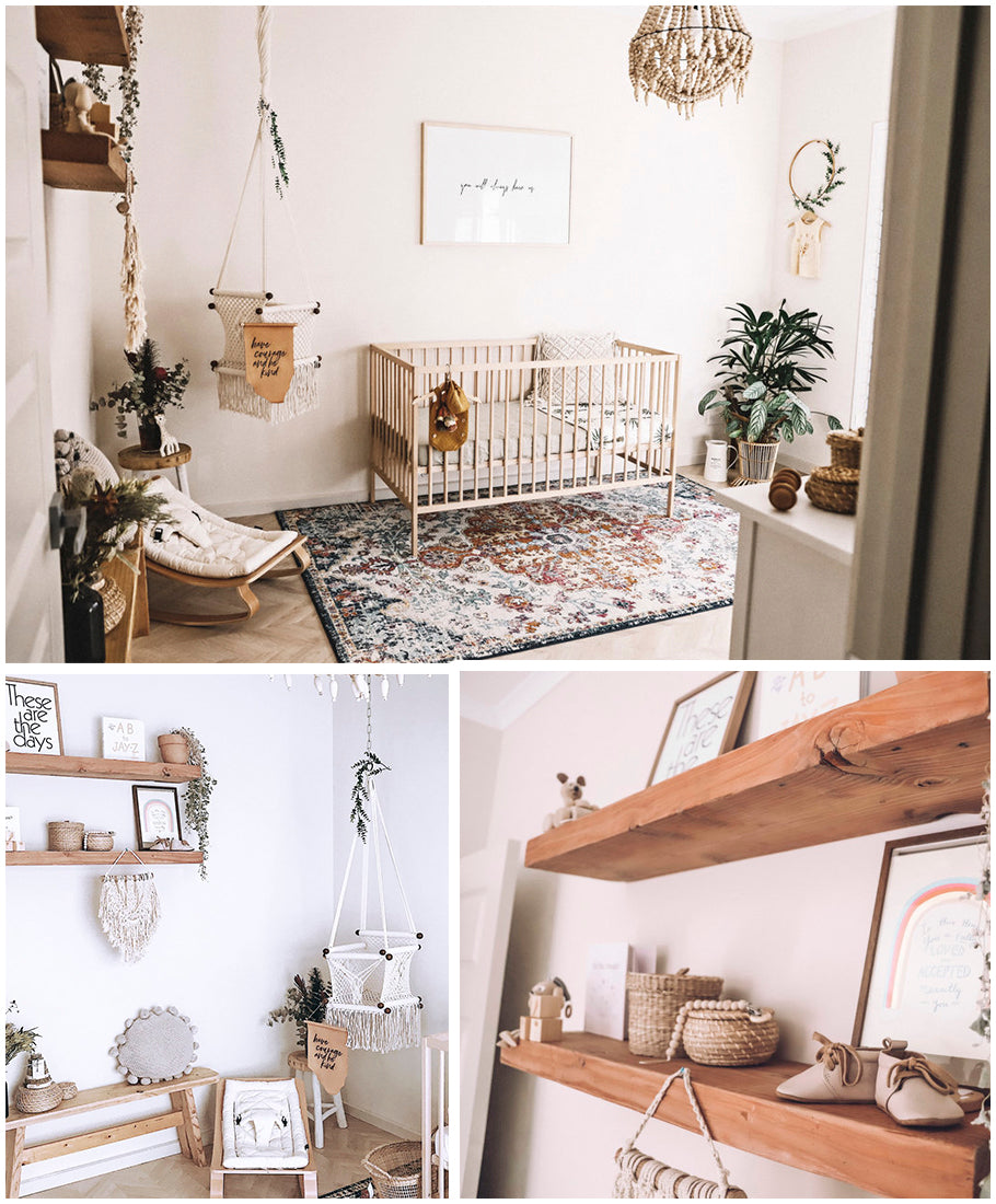 Gender Neutral Nursery dercor by Dicolaaa