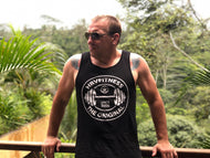 "HRVfitness ""The Original"" Singlet (Free Shipping)"